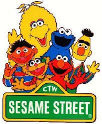 Resultado de imagen para sesame street logo