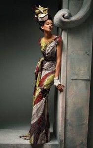 Le wax n'est pas la mode africaine - Cosmopolit'Echo