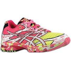 Some beautiful, bold new running shoes...