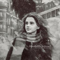 Hermione Granger by Michelle-Winer on DeviantArt