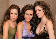 The Charmed Wiki is a database that anyone can edit about the hit tv-series Charmed starring Shannen Doherty, Holly Marie Combs, Alyssa Milano and Rose McGowan. Serie Charmed, Charmed Tv Show, New Charmed, Paige Charmed, Holly Marie Combs, Alyssa Milano Charmed, Alyssa Milano Hot, Alisa Milano, Rose Mcgowan