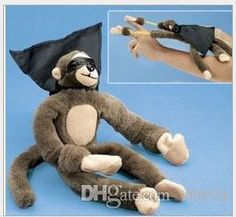 By Ems New Arrival Retail Flying Screaming Slingshot Monkey Flying Screaming Monkey Toys From Vitoria, $3.04 | Dhgate.Com