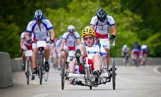 BLOG: 'Wandelen en fietsen voor het goede doel' - outdoor events for #fundraising for #nonprofits Foto Luc Lodder voor Alpe d'Huzes