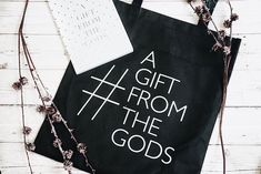 Our Hashtag Bag is back - Sign up and get yours for FREE