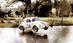 Yaayyyyyyyyy!!!!! Herbie!!!! My childhood favorite and sculptor of my endless car lore!