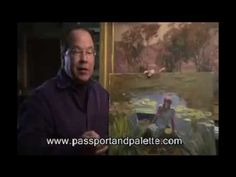 ▶ Join Kevin Macpherson in his studio as he discusses reflected light line quality color and shapes - YouTube