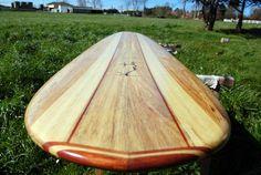 Balsa board - nice!