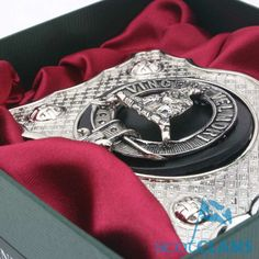 Clan Crest Belt Buck