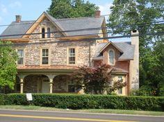 Dtown Front - farmhouse - Exterior - Philadelphia - Whitney Roofing & Sheet Metal Inc