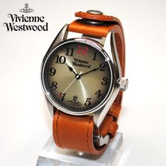 Vivienne Westwood (ヴィヴィアンウエストウッド) 腕時計 VV012TN HERITAGE ブラウン 時計 メンズ ヴィヴィアン タイムマシン 【送料無料(※北海道・沖縄は1,000円)】【楽ギフ_包装選択】【楽天市場】
