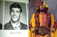Pro Wrestlers Before They Were Famous (GALLERY)