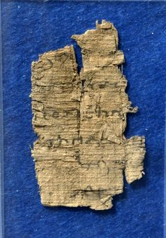 Small section of Ancient Greek Text on Papyrus California Usa, Ancient Greek, Handwriting, Auction, Penmanship, Hand Lettering, Hand Written, Hand Type