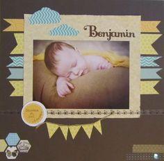 Benjamin - Scrapbook.com