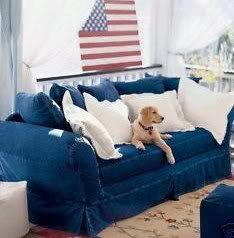 1000 images about denim furniture on Pinterest