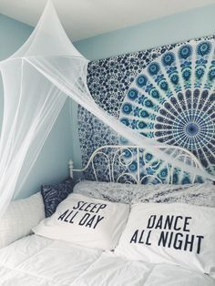 Image result for boho teen bedroom