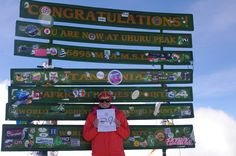 """Shelly climbed Kilimanjaro in January 2014 and said """"The guides…kickass. The porters…heroic. Our fellow trekkers…I call us 'the perfect 10'. """" http://www.thomsontreks.com/kilimanjaro-trekker-reviews/trip-worth-every-single-penny/"""