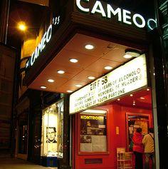 The Cameo Cinema #Edinburgh - Classic cult cinema (by unknown)