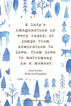 Jane Austen - Citazione - O&P