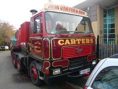 Fun Fair, Classic Trucks, Buses, Transportation, British, Yard, Vehicles, Classic Pickup Trucks, Patio