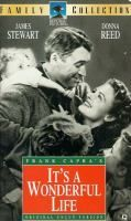 It's a Wonderful Life (1946) with James Stewart and Donna Reed