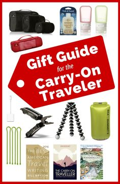 These travel gifts make perfect stocking stuffers for the world traveler who keeps it light. Use this holiday gift guide as inspiration for your traveler's Christmas list.