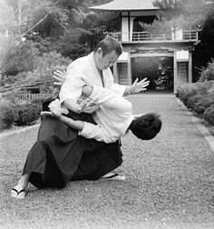"Daito Ryu Aikijujutsu the ""mother art"" from which Hapkido, Aikido, Hakko-ryu and Shorinji Kempo were birthed."