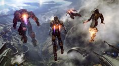 Electronic arts has debuted anthem, its new shared-world role-playing game ( rpg) for xbox one, playstation and windows pcs. its loot-driven shooter Xbox One, Mass Effect, Marvel Universe, Anthem Gameplay, Anthem Bioware, Ps4 Gameplay, 1366x768 Wallpaper, Game Mobile, Sony