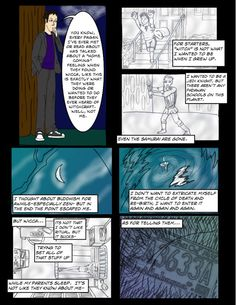 The Accidental Witch: Identity Crisis (Prologue pg 2)