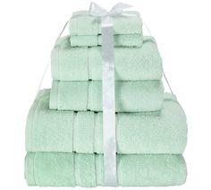 HOME Zero Twist 6 Piece Towel Bale