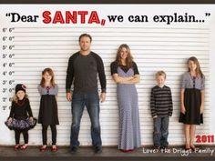 9 Family Photo Christmas Card Ideas {DIY}