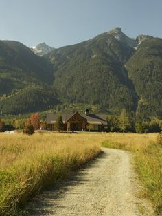 Hybrid Timber Frame Home Gallery | Pemberton, BC | Moore Log & Timber Homes