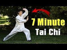 10 Simple Tai Chi Exercises in 10 Minutes – Daily Tai Chi for Beginners – YouTub… Yoga Routine, Exercise Routines, Exercise Motivation, Excercise, Tai Chi Moves, Massage Shiatsu, Learn Tai Chi, Tai Chi Exercise, Tai Chi For Beginners