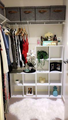 Ikea Wardrobe, Wardrobe Organisation, Wardrobe Furniture, Wardrobe Cabinets, Wardrobe Storage, Bedroom Wardrobe, Organisation Ideas, Bedroom Inspo, Bedroom Ideas