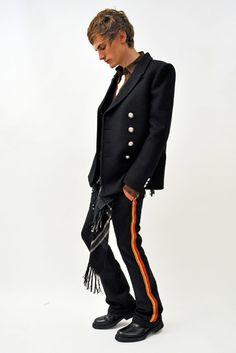 Fall 2011 Menswear by Balmain