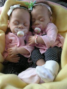 Twin Reborns! Gorgeous!