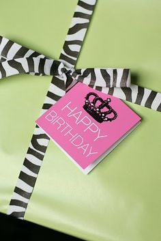 birthday tag printable