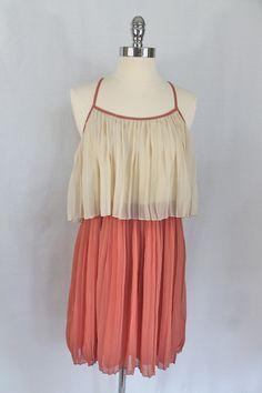 flirty summer night out dress!