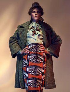 Lookbook Stella Jean F/W 2013 | Pagnifik