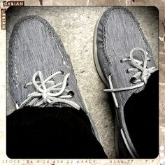 Sperry X Band of outsiders Top Sider