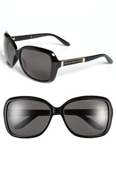 MARC BY MARC JACOBS 58mm Polarized Sunglasses available at #Nordstrom