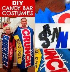 How about making a DIY CANDY BAR HALLOWEEN COSTUMES for this upcoming halloween season? Or any projects on mind?  Source:  https://www.ohmy-creative.com/holiday-crafts/halloween/diy-candy-bar-halloween-costumes/  For fabrics you needed for this project visit www.thefabricexchange.com.  #Thefabricexchange #fabric #halloween #costumes #diy #felt #2017 #ready #season #shop #trendsh