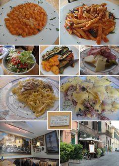 Où manger de bonnes pâtes à Rome