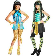 monster high cleo de nile shoes - Google Search  sc 1 st  Pinterest & Monster High Clawdeen Wolf costume | DIY | Pinterest | Wolf costume ...