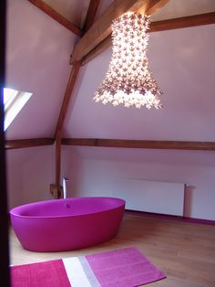La lampe Kartell - un vrai bijou design pour des amateurs Corolla Flower, Smart Furniture, Pretty In Pink, Light Up, Designer, Objects, House Design, Ceiling Lights, Instagram Posts