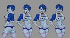 Dc Comics Girls, Comic Art Girls, Dc Comics Superheroes, Dc Comics Art, Trill Art, Cartoon Fan, Dc Super Hero Girls, Anime Girl Hot, Superhero Design