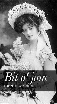 21 Victorian Slang Terms It's High Time We Revived / yes, let's bring these back. // Well, aren't you just a basket of oranges.