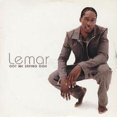 Lemar Got Me Saying Ooh 2001 UK CD single LEMARECD002: LEMAR Got Me Saying Ooh (Rare 2001 UK pre-Fame Academy 1-track promo CD custom card…