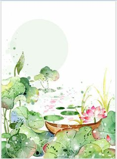 Flower Phone Wallpaper, Cute Wallpaper Backgrounds, Flower Backgrounds, Cute Wallpapers, Watercolor Wallpaper, Watercolor Drawing, Watercolor Flowers, Kpop Drawings, Art Drawings