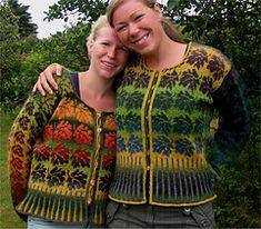 Ravelry: Autumn pattern by Ruth Sorensen