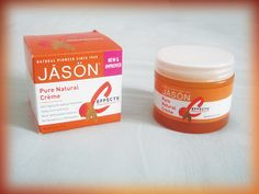 JASON: C Effects Powered by Ester-C Pure Natural Creme (review) - Blog di SILVIADGDESIGN
